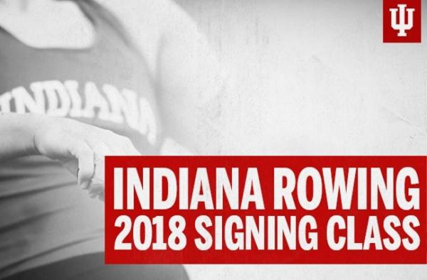 2018 Rowing Signing class