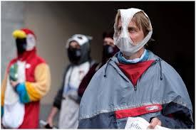 Unusual Masks People Are Using To Protect Themselves From COVID-19 ...