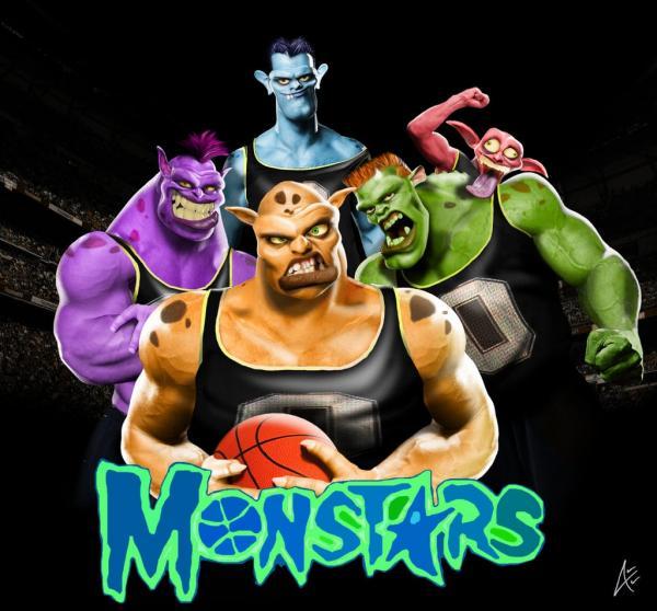 Image result for monstars