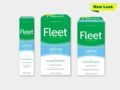 Fleet Saline Enemas